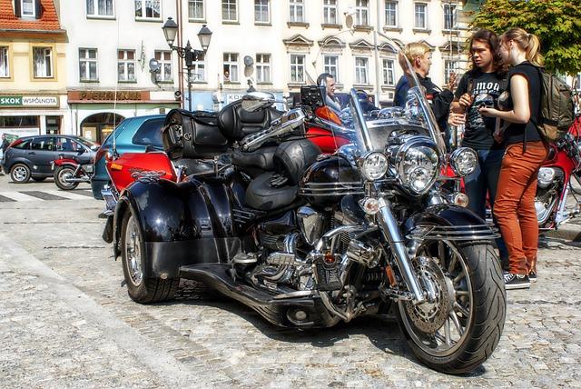 driewieler motoren